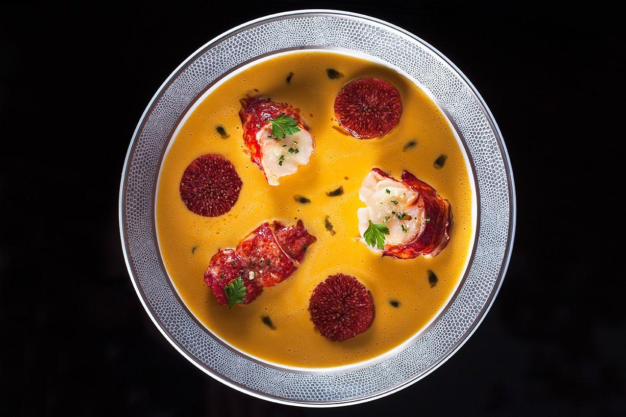 Blog du chef cuisinier jean christophe ansanay alexfigue for Cuisinier sel